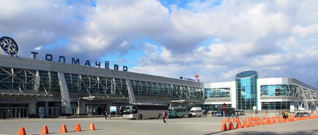 Реконструкция аэропорта «Толмачево» © АТТА-Проект