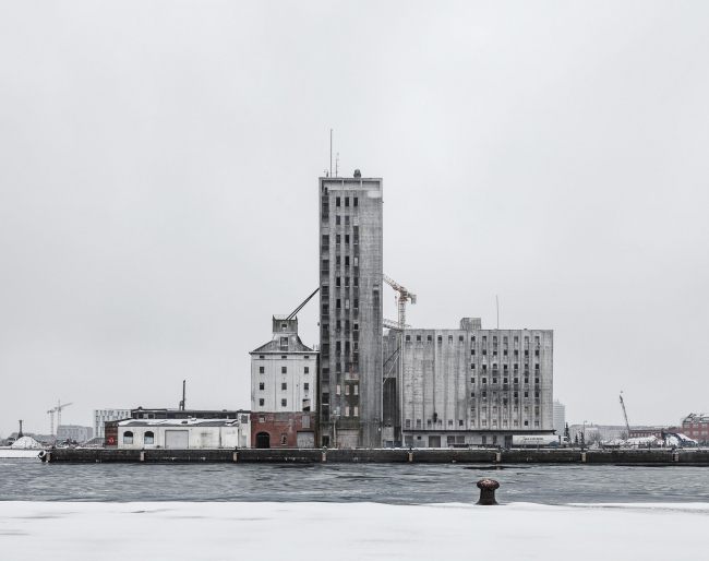 Жилой комплекс The Silo/ Ajnj © Rasmus Hjortshøj – COAST