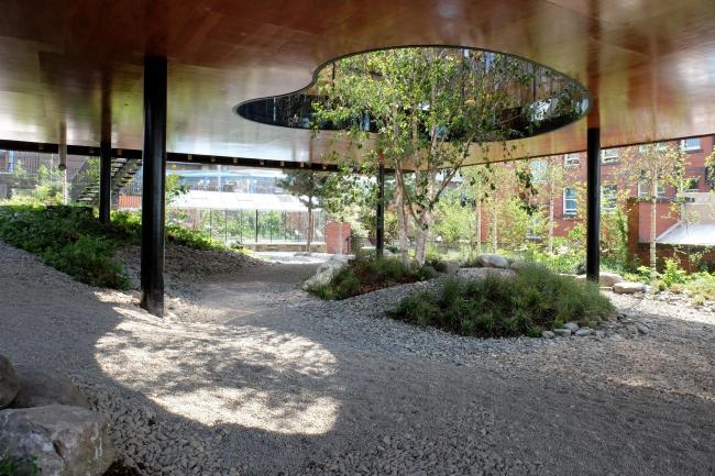 Онкологический центр Мэгги Королевского Олдемского госпиталя © Jasmin Sohi