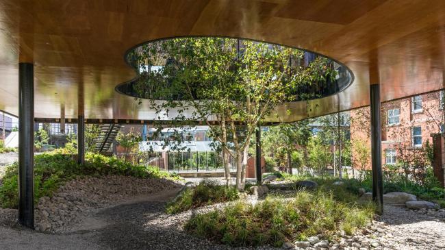 Онкологический центр Мэгги Королевского Олдемского госпиталя © Tony Barwell