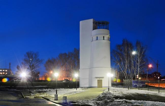 Башня Фуко © АПМ-2002