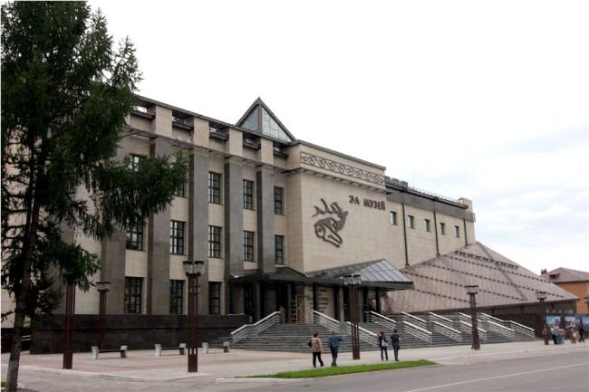 Национальный музей Республики Алтай им. А.В.Анохина © ООО «АМТ»