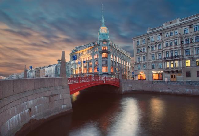 ТЦ «У Красного моста» © БТК Девелопмент