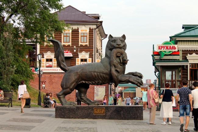 Регенерация исторического квартала «№ 130» © Иркутскгражданпроект