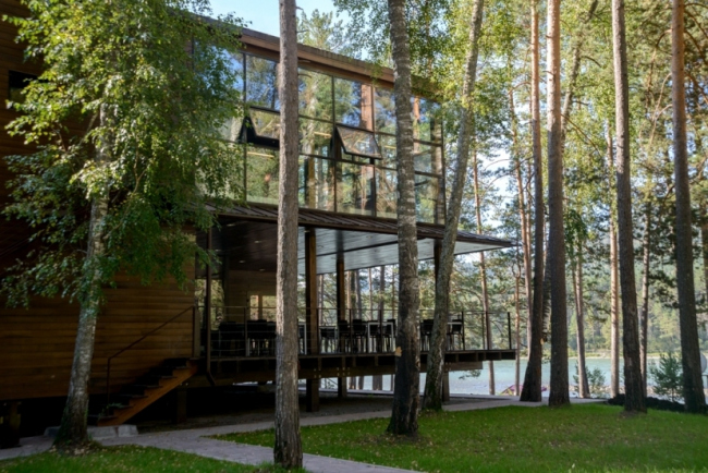 Отель «Алтика» © ООО «Индекс строй»