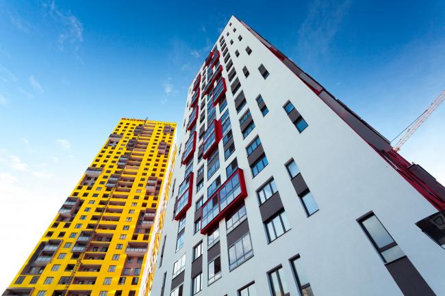 """Malevich"" housing complex © OSA"
