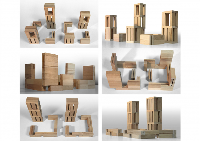 ЖК «Квартал 746» © Архитектурное Бюро ОСА