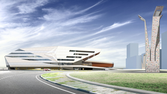 РМК арена © Архитектурное Бюро ОСА
