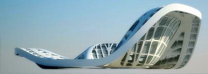 Проект LILYPAD. Структура «гор»