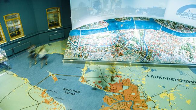 Музей воды в Санкт-Петербурге. Фото предоставлено Forbo