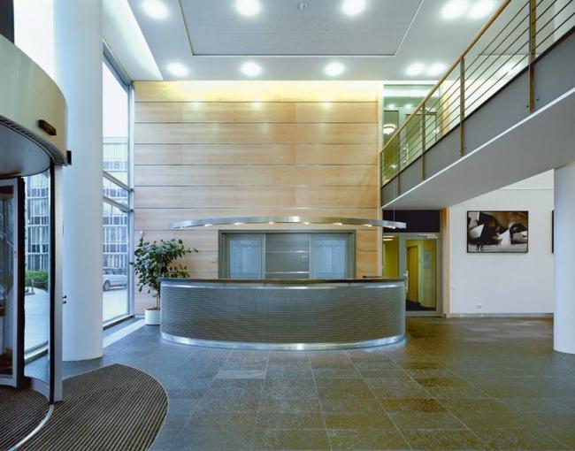 Комплекс «Оваль-Офис» © nps tchoban voss architekten