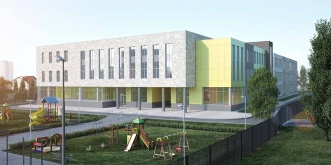 Школа в Захарьино © ЗАО АСК «Доминанте». Предоставлено пресс-службой «Москомархитектуры»
