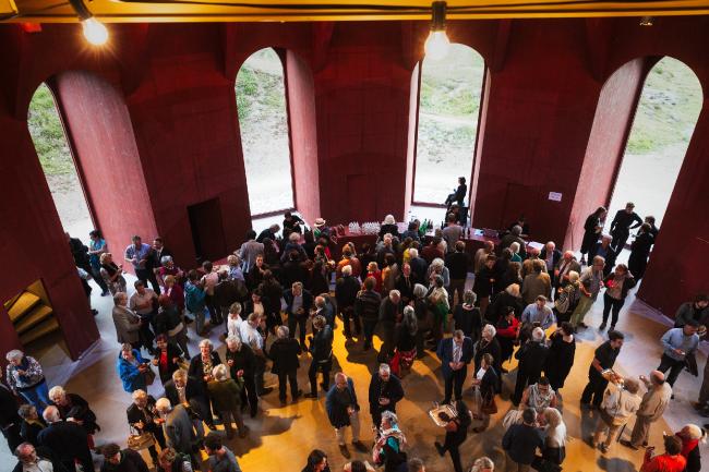 Открытие Juliertheater  © Origen Festival Cultural