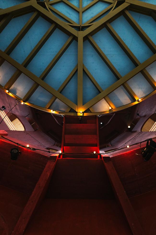 Здание Juliertheater © Origen Festival Cultural