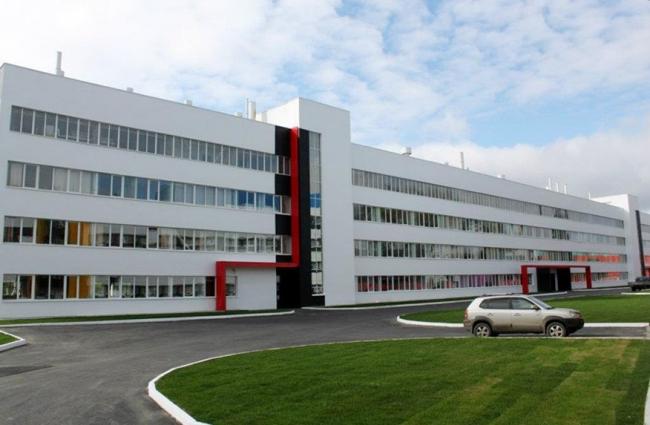 Первоуральский металлургический колледж © Дизайн-студия «Ё-программа»