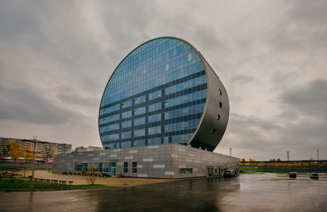 Инновационный культурный центр в Первоуральске