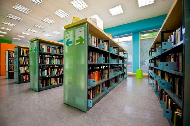 Библиотека и социокультурный центр ТЭФФИ. Администрация Тихвинского района при поддержке стратегического инвестора Группы компаний «ИСТ»