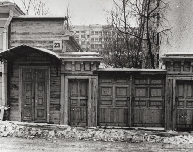 Изображение предоставлено пресс-службой Музея Москвы