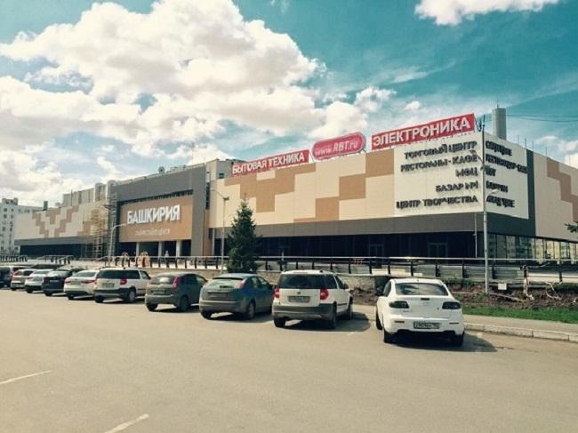 Лайфстайл центр «Башкирия». Инвестор: компания «Трилистник-Групп»
