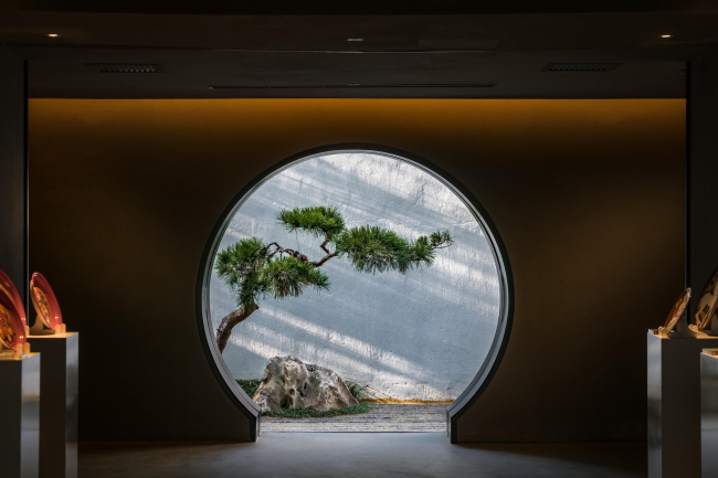 Музей «Сад 8/10» © CreatAR