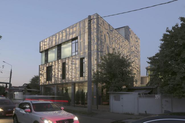 Здание компании «Краснодарская Межрегиональная Негосударственная Экспертиза» © А-ГА