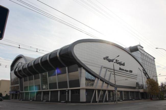 Дворец спорта Адыгейского Государственного Университета © Архитектор Галина Ирхина
