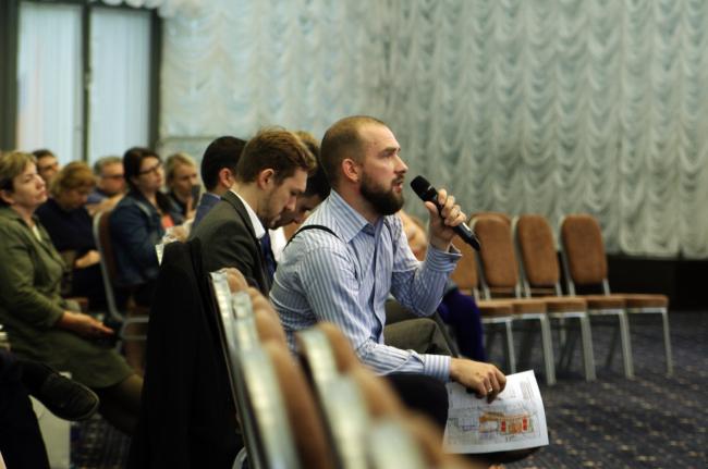 Форум проектирования и создания общественных пространств Московской области. Фото © Алла Павликова