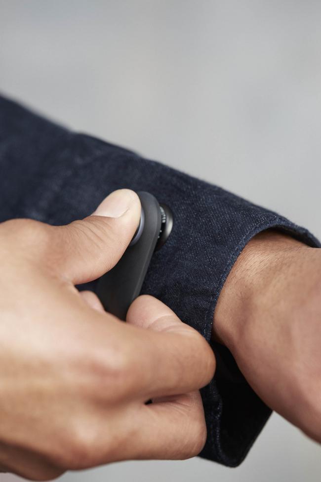 Джинсовая куртка-миникомпьютер Levi's ®  Commuter™ Trucker Jacket with Jacquard™ by Google