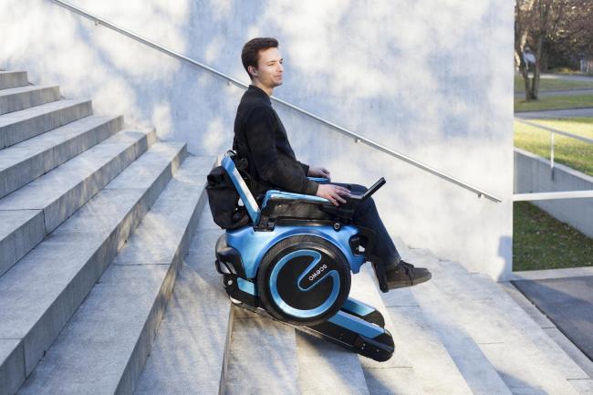 Инвалидная коляска Scewo