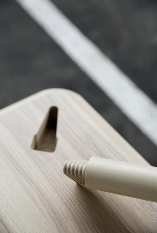 Крепежная система для мебели Wedge Dowel © IKEA