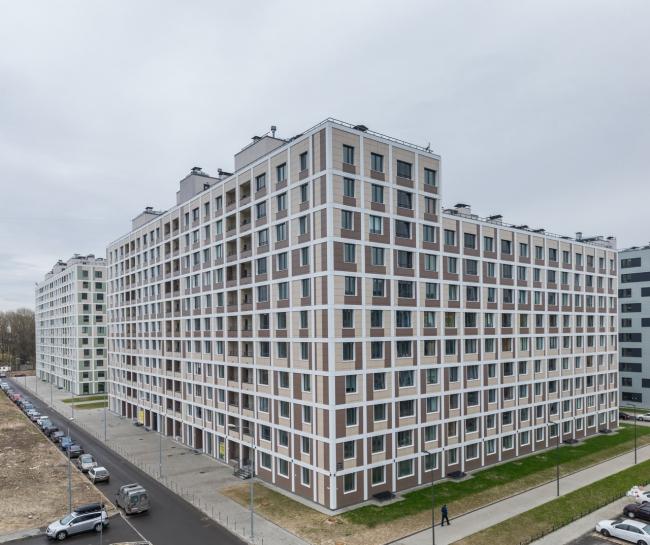 ЖК «Царская столица» © Евгений Герасимов и партнеры