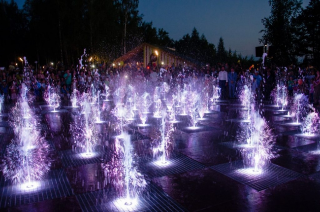 Городской парк «Семья» © Архитектор Эмиль Сиразитдинов