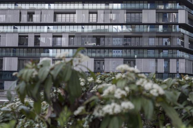 Жилой комплекс в районе Дефанс © Stephen Gill
