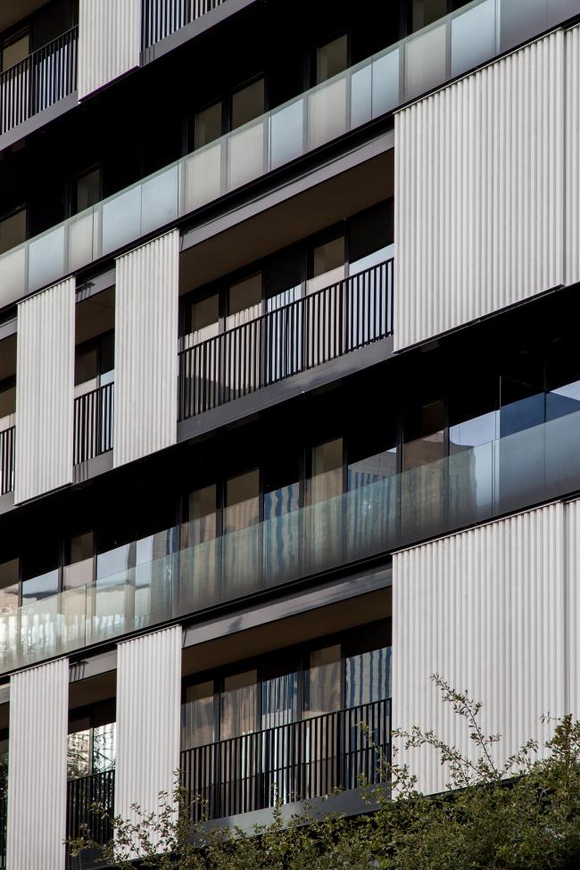 Жилой комплекс в районе Дефанс © l'Image Contemporaine
