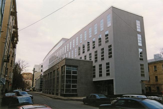Office building, Tverskaya street