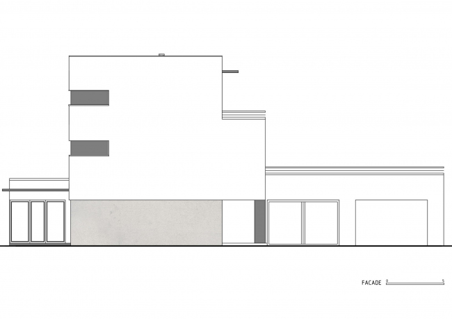Вилла WH Residence. Фото © M3 Architects