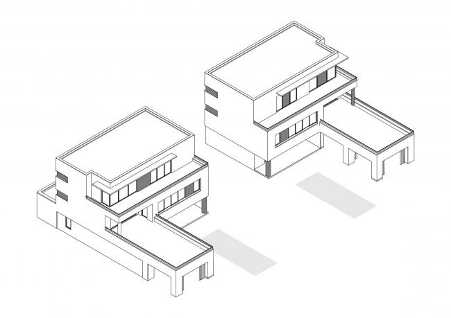 Вилла WH Residence. Фото © M3 Architects