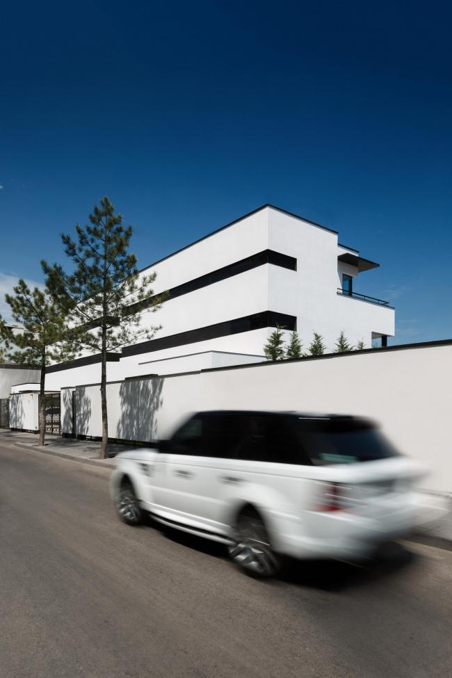 Вилла WH Residence. Фото © Антон Гарец