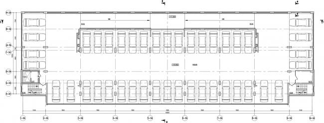 ЖК «Царская столица». 2 очередь. 3А, типовой этаж © Евгений Герасимов и партнеры