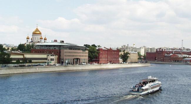 ЮниКредит Банк на Пречистенской набережной © АБ «Остоженка»