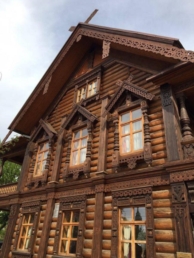 Музейно-культурный центр «Дом купца Тетюшинова» © ООО «ПромПроект»