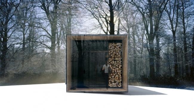 Проект Х.Г.С.А. 2 место в номинации «Модульный Дом». Руководитель проекта: Sergey NASEDKIN. ARCH.625
