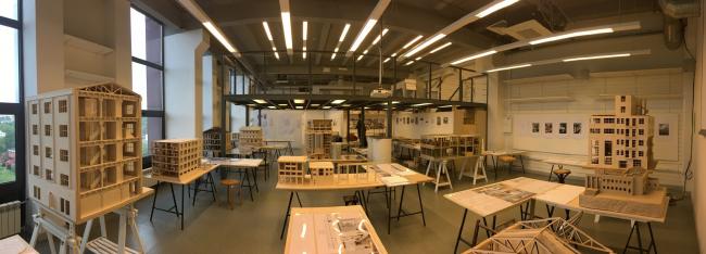 Выставка Interior Architecture and Design БВШД. Фотография предоставлена БВШД