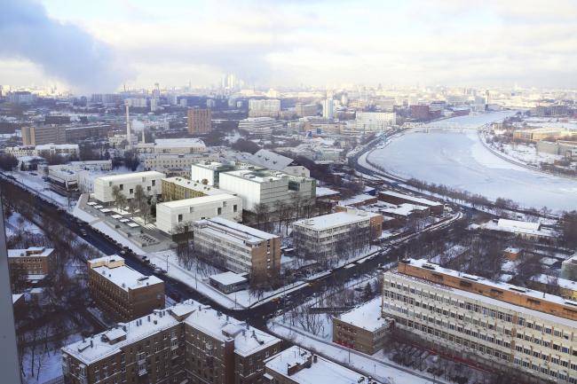 Многофункциональный комплекс «Ёлки-парк» © Четвертое измерение