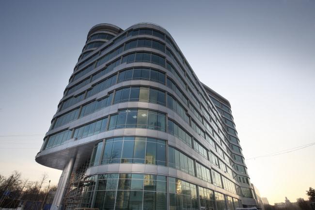 Бизнес-центр «Принципал-плаза» (штаб-квартира «Роснано» и Национального Резервного Банка)