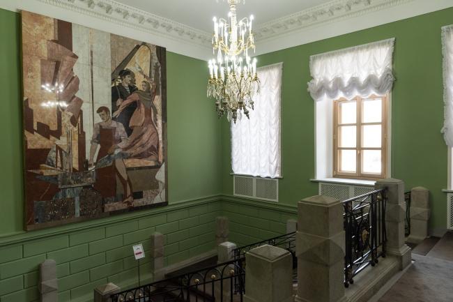Музей Современной истории России. Фотография предоставлена компанией «Декон»