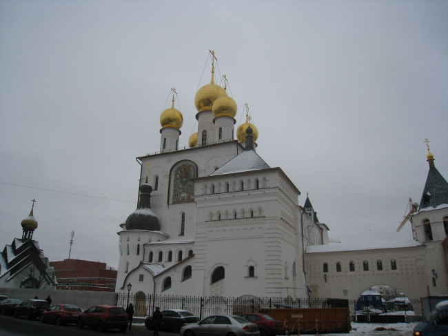 Федоровский собор. Фото: Moustache1990 via Wikimedia Commons. Лицензия CC BY-SA 3.0
