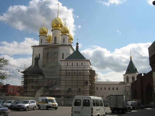 Федоровский собор. Фото: Peterburg23 via Wikimedia Commons. Лицензия CC BY-SA 3.0