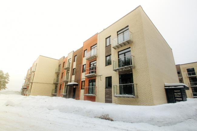 Жилой квартал Экогород © Архитектурно-строительная компания «Новый Дом»