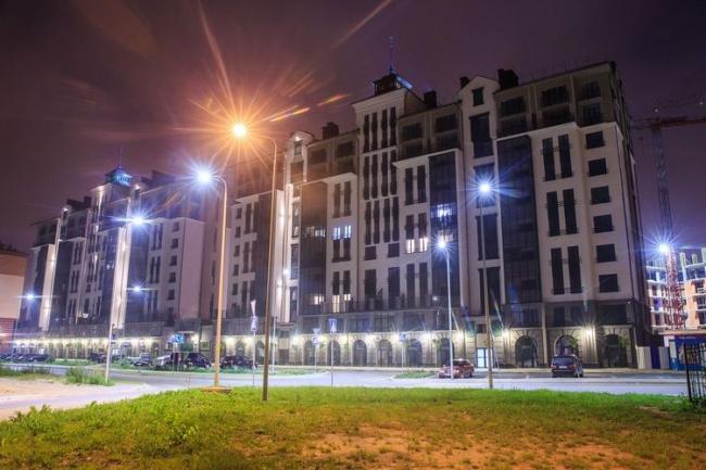 ЖК Цветной бульвар © архитектор Илья Соловьев